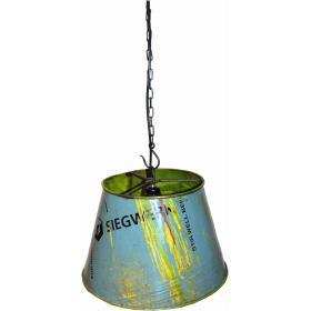 Závesná industriálna lampa