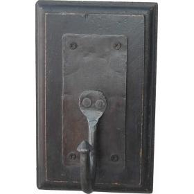 Wall hanger - Antique black