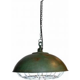 Cool old lamp - REPAINTED
