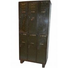 """Old industrial """"Worker"""" cabinet"""