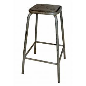 High iron stool