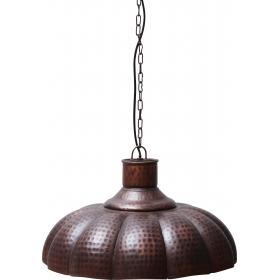 Závesná lampa - staromedená