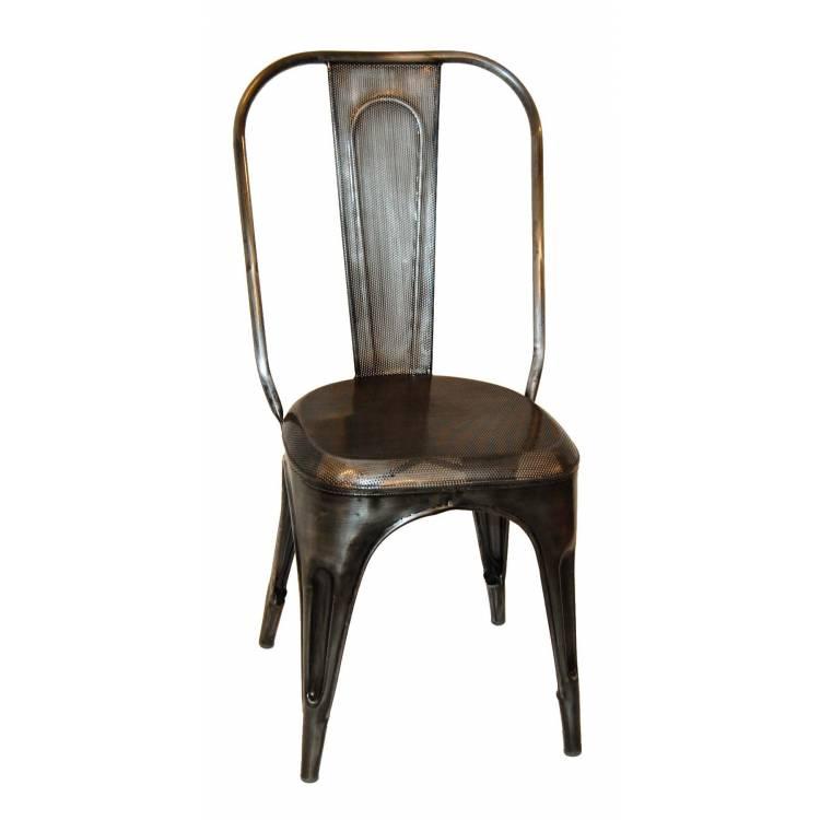 stuhl gl nzend. Black Bedroom Furniture Sets. Home Design Ideas