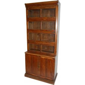 Large and beautiful glass cabinet