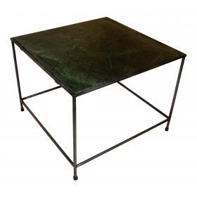 Konferenčný stolík s mramorovou doskou