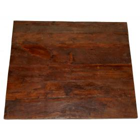 Café table top - recycled wood