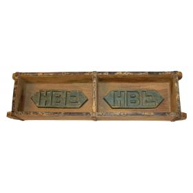 Vintage brick mould - large
