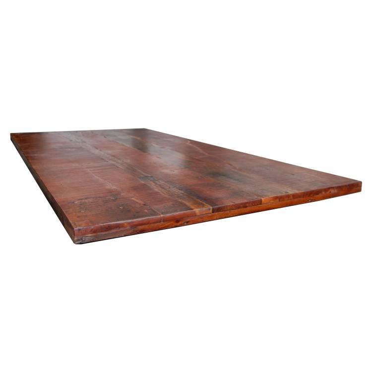 Doska stola - dlhá a recyklované drevo