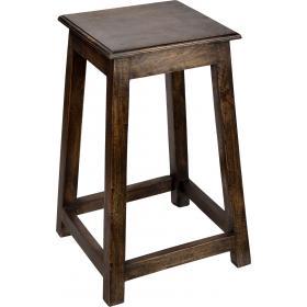 Drevená stolička s nadčasovým vzhľadom
