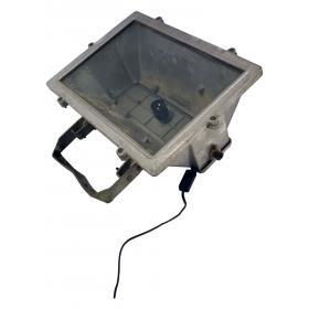 Originálna stará lampa s perfektným povrchom