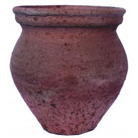 Rustikálna kamenná nádoba