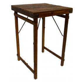Rustikálny konferenčný/barový stôl