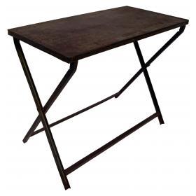 Rustikálny konzolový stôl zo železa