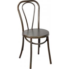 Chair with soft round shapes