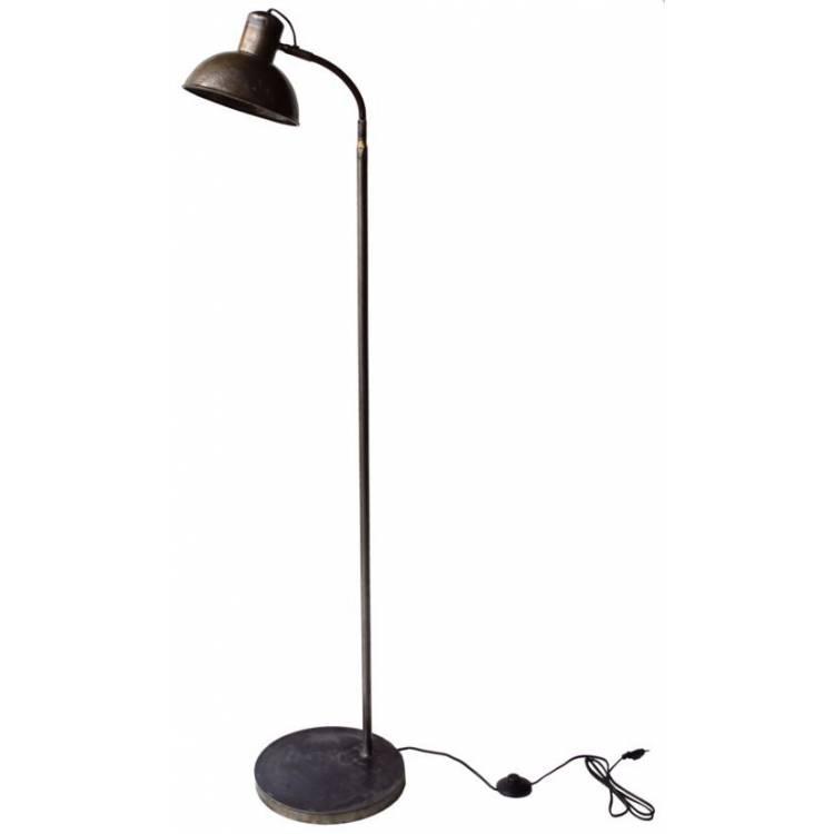 Retro stojacia lampa