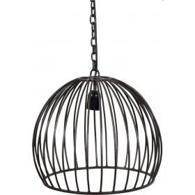 Stropná lampa v industriálnom štýle