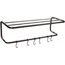 Metal wall hangers