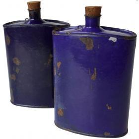 Militärische Wasserflasche
