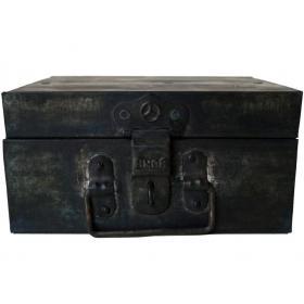 Kovová krabica