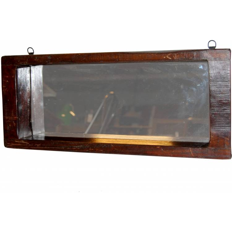 Mirror with beautiful wooden frame