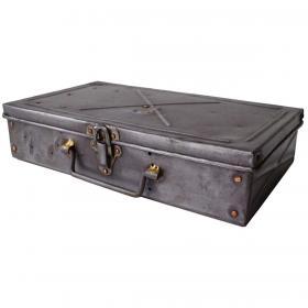 Kovová zatvárateľná krabica