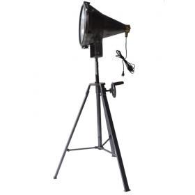 Height-adjustable lamp