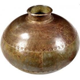 Kovová váza
