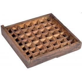 Wooden organizer