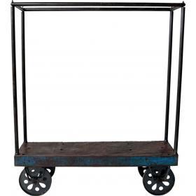 Wheelchair rack