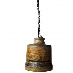 Stropná lampa zo sklolaminátu