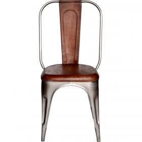 Kožená stolička