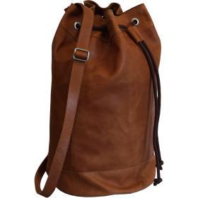 Duffle bag - Pilo - hnedá koža