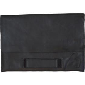 Kožená taška - Levi - čierna