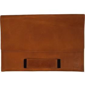 Kožená taška - Levi -hnedá