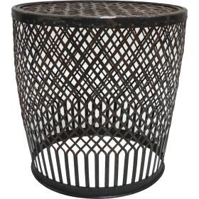 Odkladací stolík zo železa