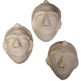 Papierová maska - maché
