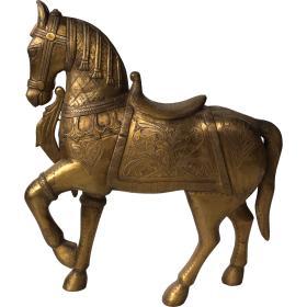 Veľký drevený kôň...