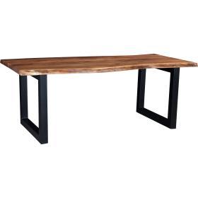 Dlhý jedálenský stôl s...