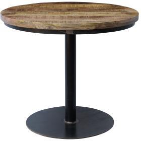 Okrúhly kaviarenský stôl s...