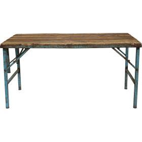 Starý jedálenský stôl so...