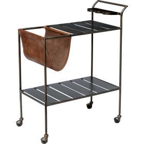 Exkluzívny vozík a barový stôl