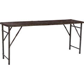 Starý konzolový stôl zo...