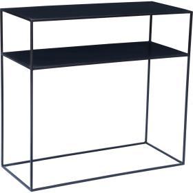 Železný konzolový stolík