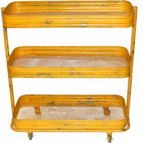 Vega - Železný vozík - žltý