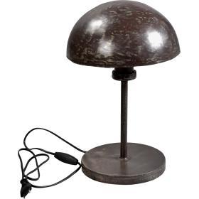 Kovová stolová lampa