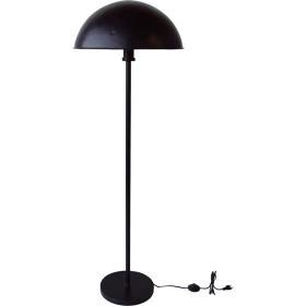 Stojacia lampa s kovovým...