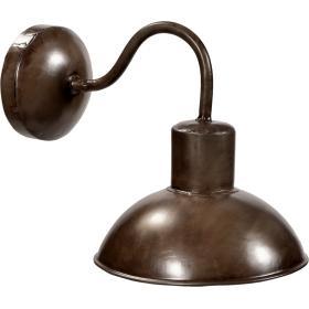 Jemná nástenná lampa