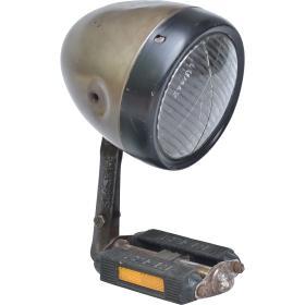 Industrálna stolová lampa