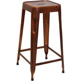 Kodaň vysoká stolička - meď