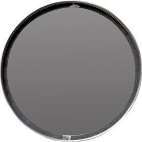 Okrúhle zrkadlo so železným...
